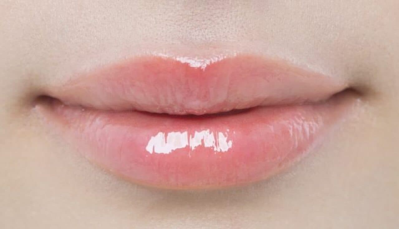パラドゥ サクラヴェールリップしあわせ濃い桜色