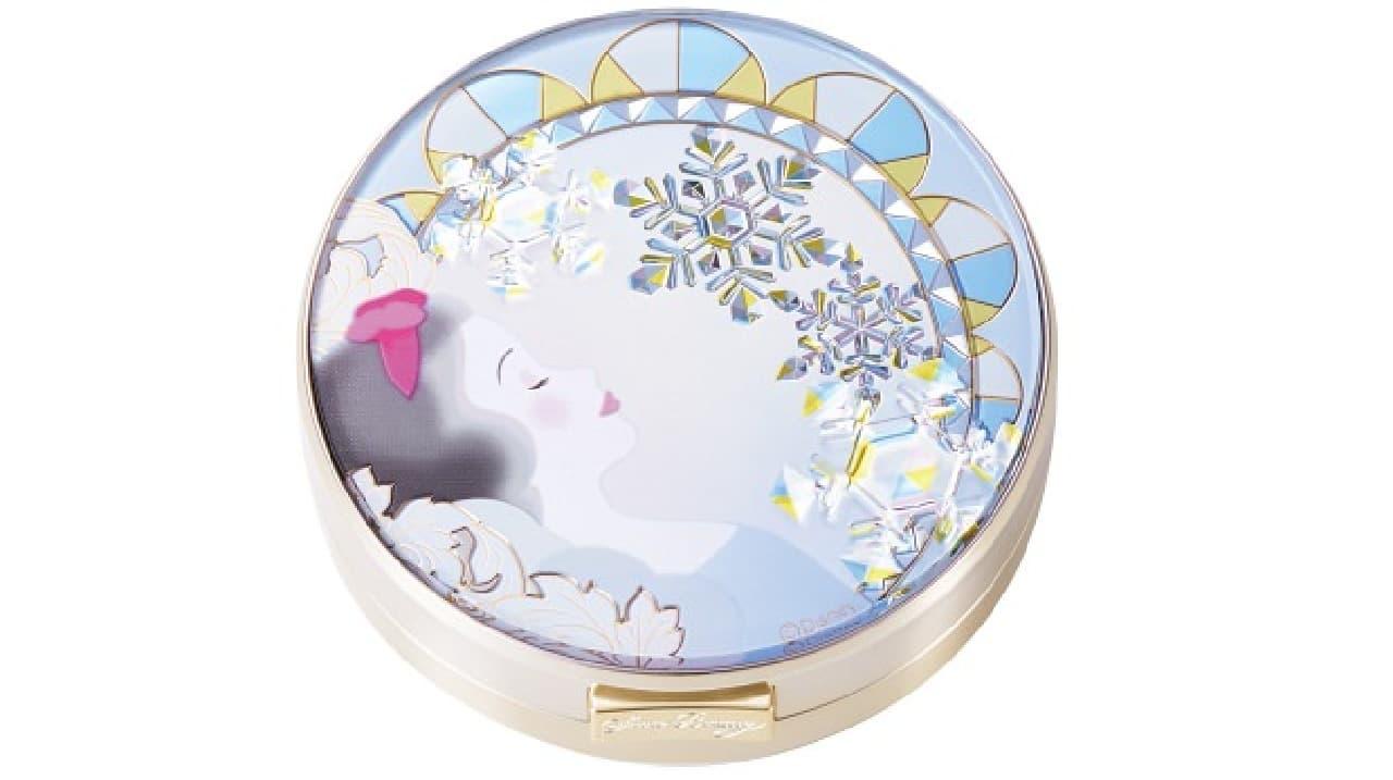 資生堂「スノービューティー ホワイトニング フェースパウダー 2018(医薬部外品) 白雪姫コラボレーションデザイン」