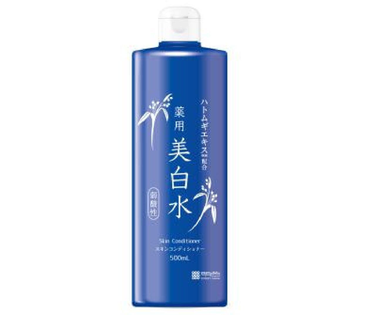 明色化粧品「雪澄(ゆきすみ) 薬用美白水」