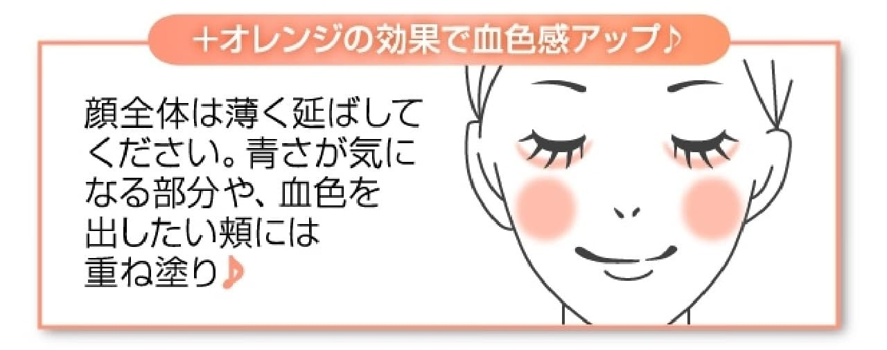 セザンヌ化粧品「ストレッチコンシーラー」説明