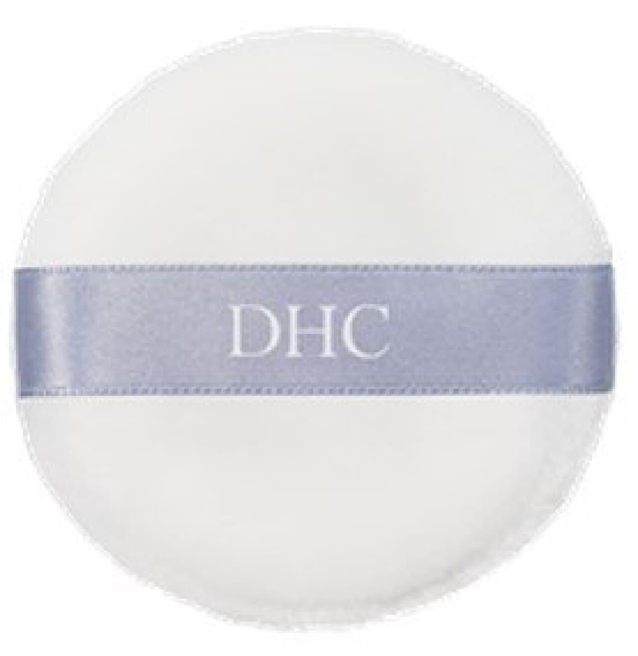DHC フィニッシングパウダー専用パフ