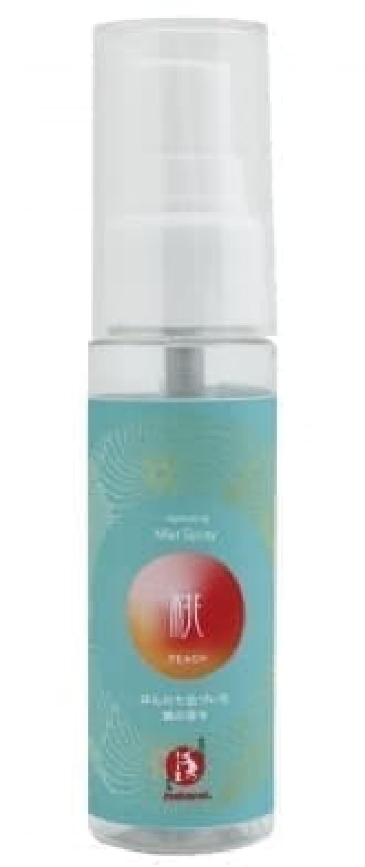 まかないこすめ「ほんのり色づいた桃の香り」シリーズの保湿スプレー