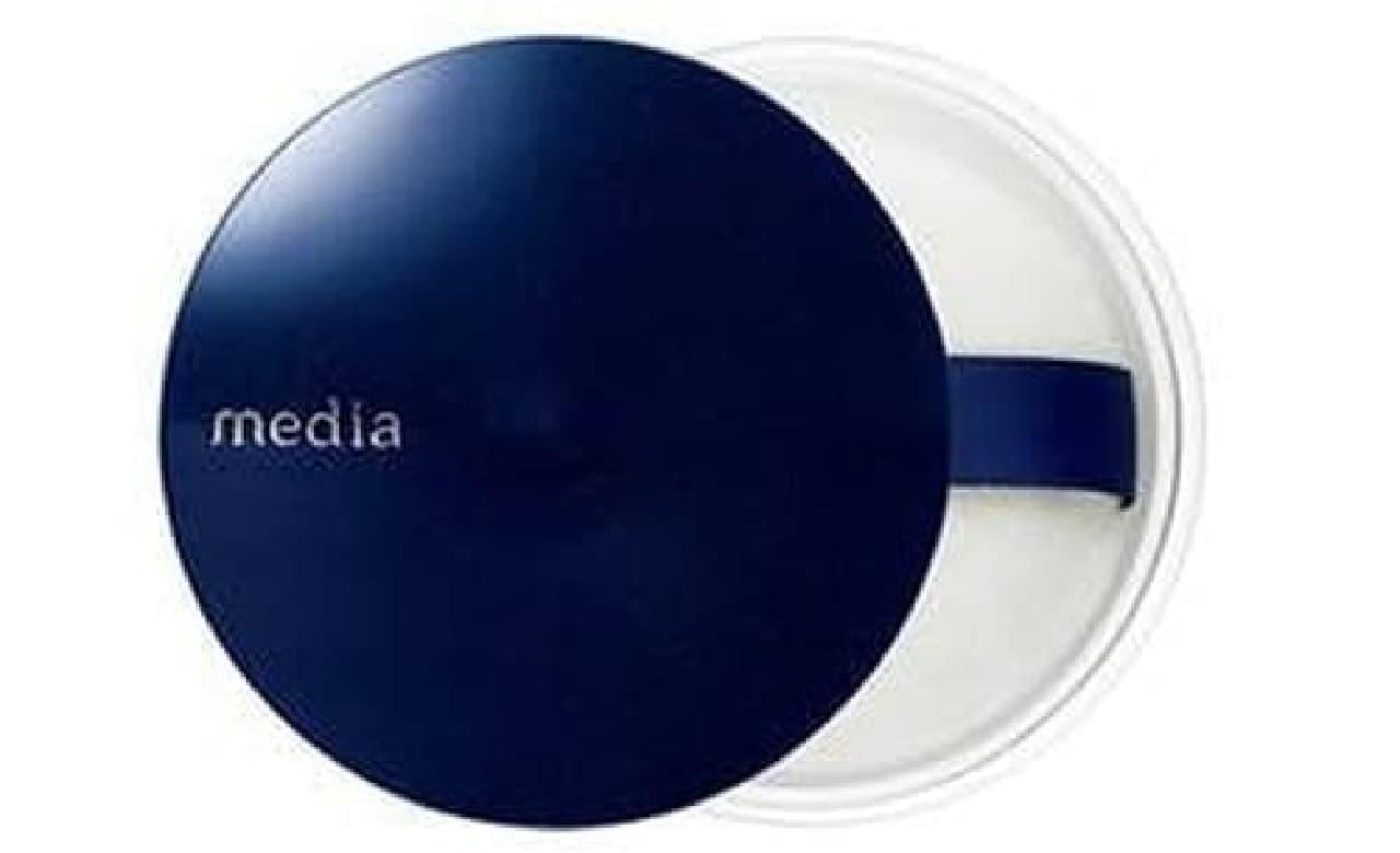 メディア「フェイスパウダーS」