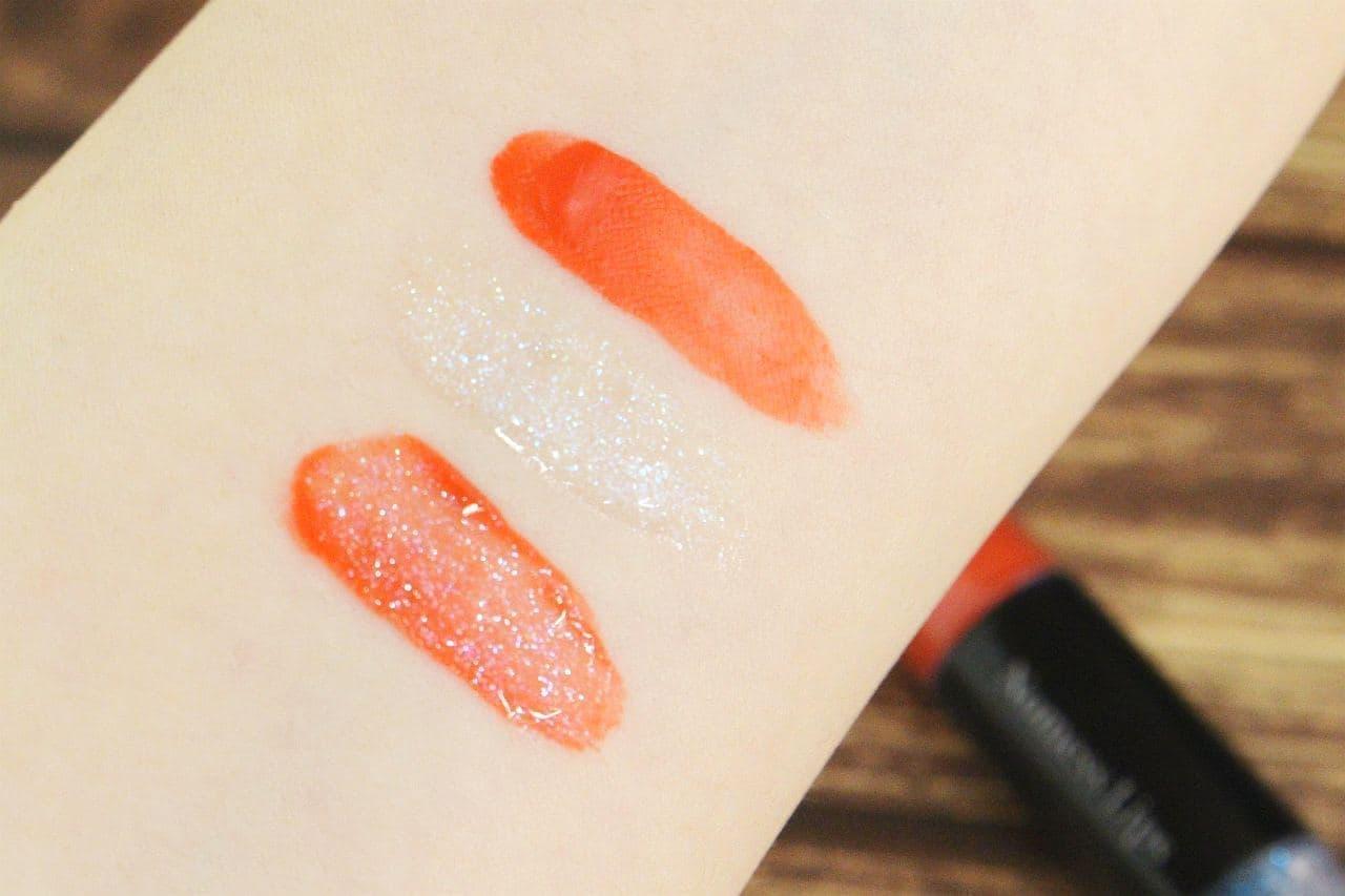 ノーメスリップス#09 Peach Orange/ピーチオレンジ(限定色)