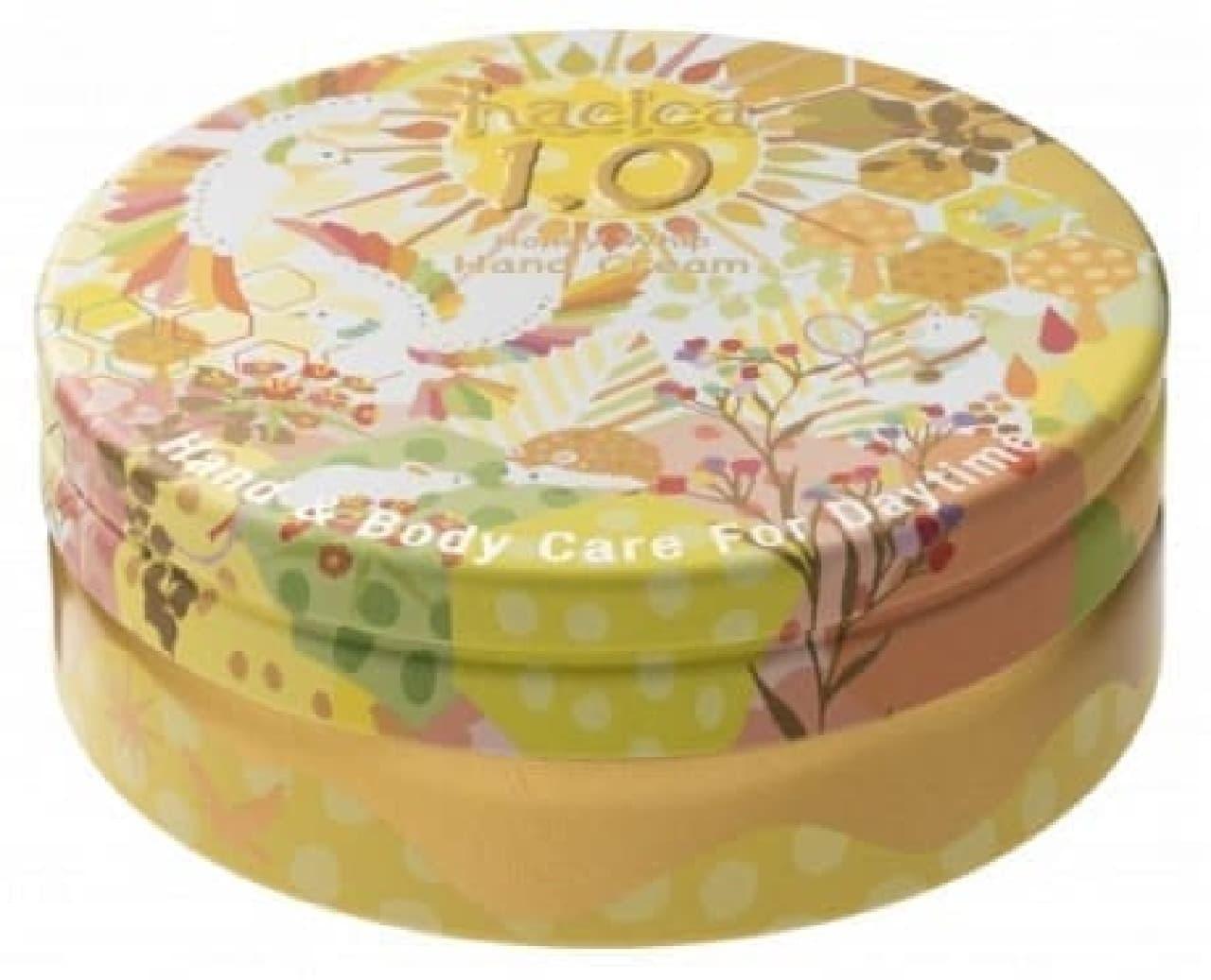 ハチカのハニーホイップ ハンドクリーム 1.0