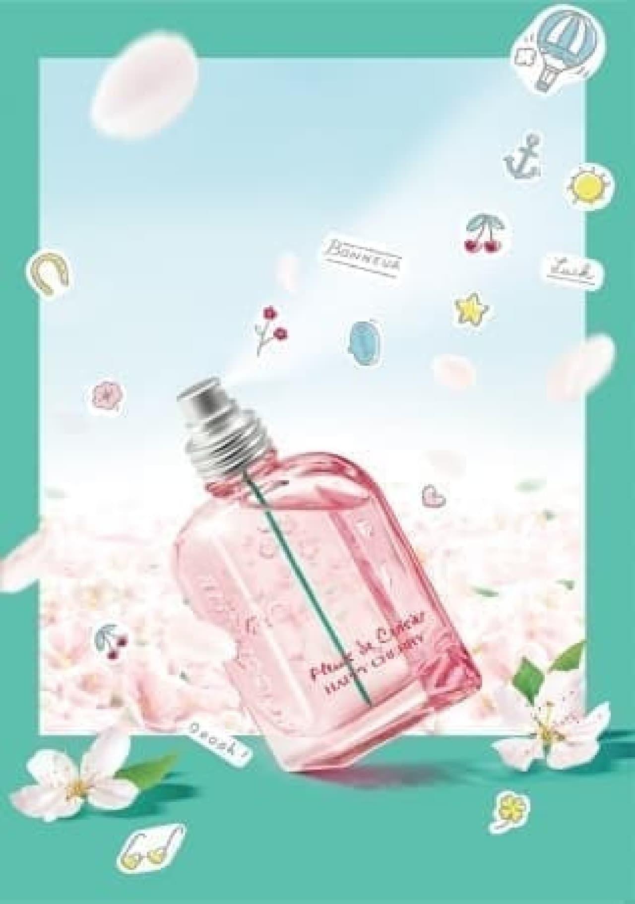 ロクシタンに2020年春限定の香り「ハッピーチェリー」シリーズ