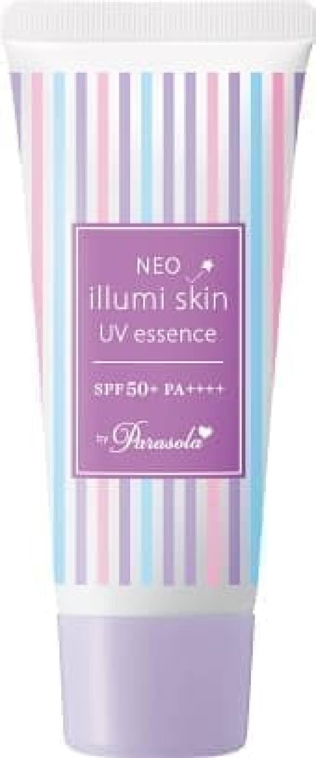 パラソーラ ネオイルミスキン UVエッセンス LV