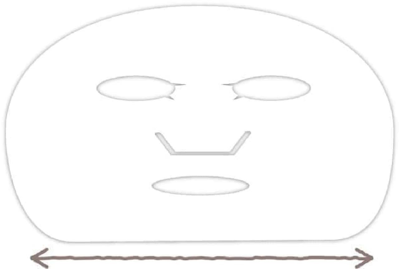 なめらか本舗から「朝用モイストシートマスク LM」